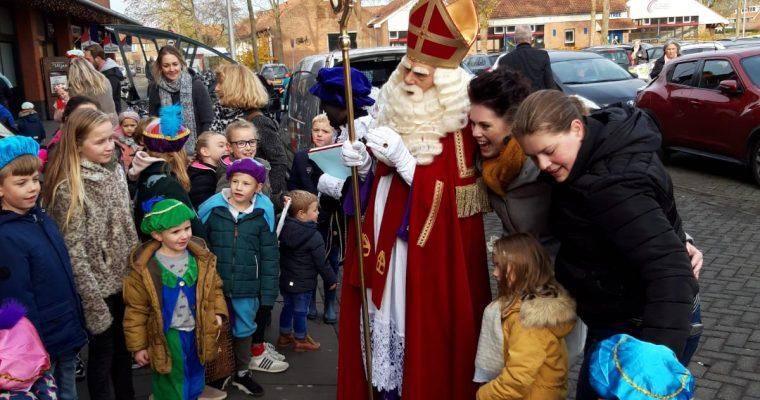 Sinterklaas in Ambacht