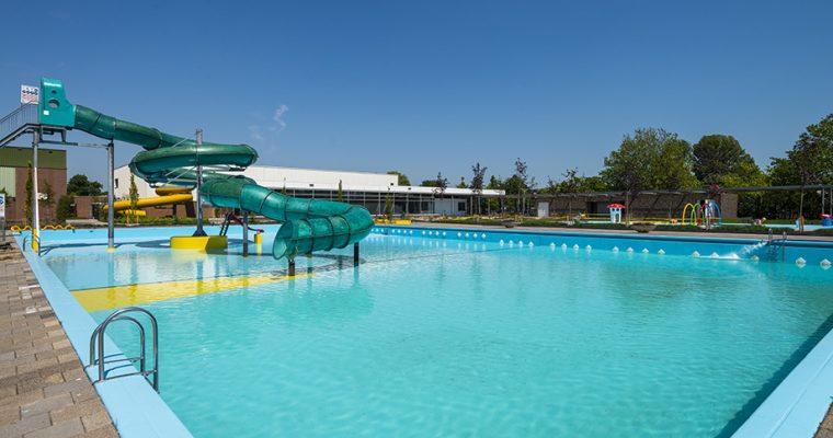Zwembad de Louwert